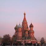 Transsibérien - Moscou - Basile