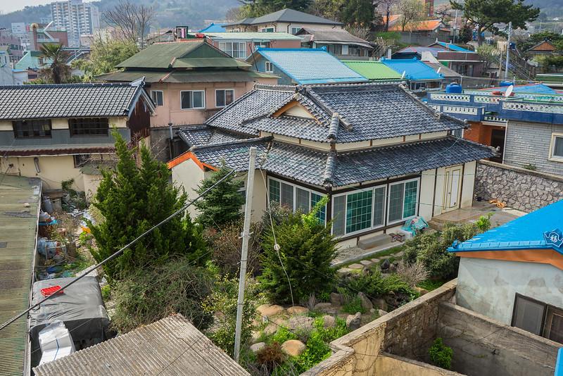 Colonial Japanese house (Choi Hun), Gampo, South Korea