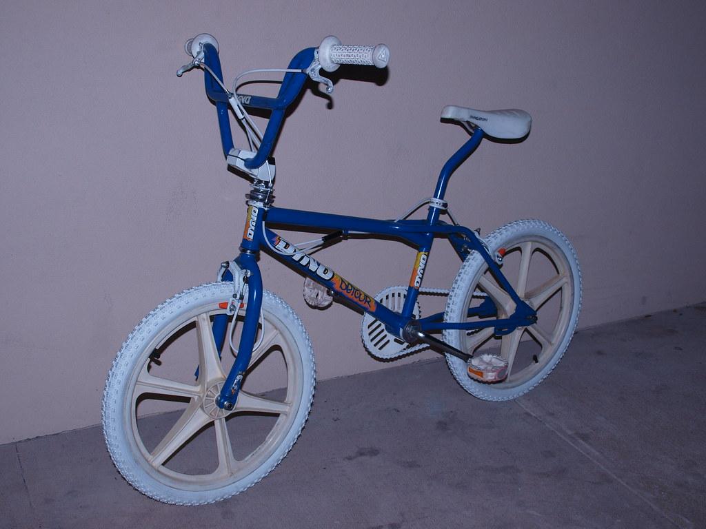 Houston Texas I put this Old School 1988 Dyno Detour BMX b