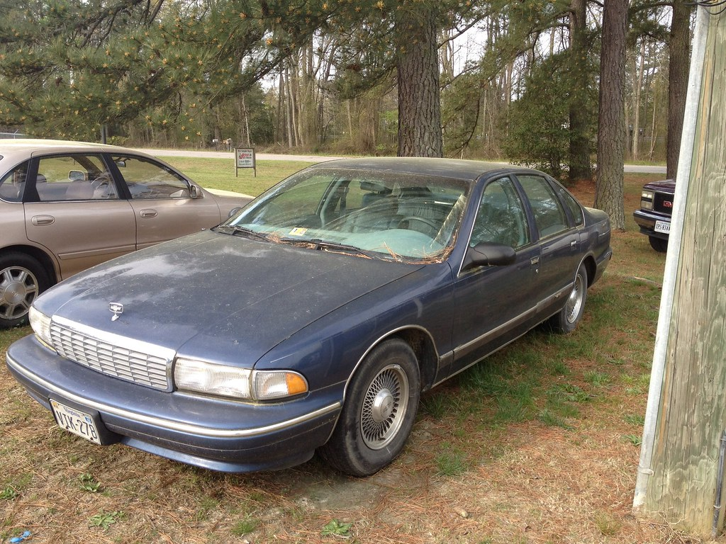1995 Chevrolet Caprice Classic | This is no ordinary, $1000