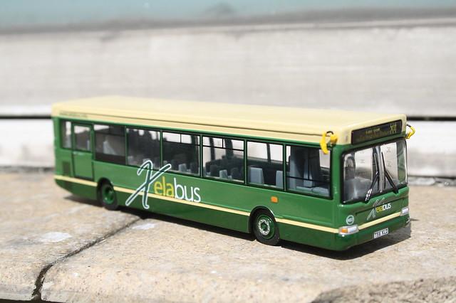 407 T56KLD Xelabus (Model)