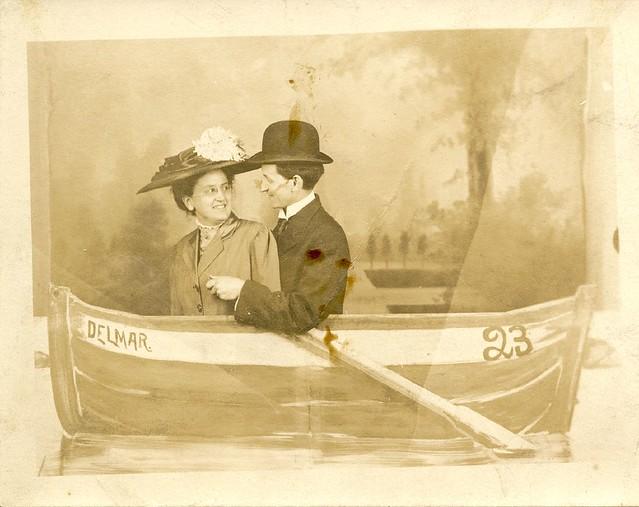 My Grandparents - 1910