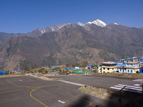 nepal airport airstrip lukla npl purwanchal
