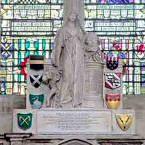 In Westminster Abbey bevindt zich het grafmonument van Joan Gideon Loten.