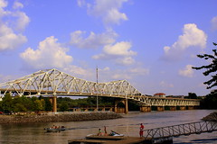 O'Neal Bridge - The Shoals, AL (Florence Harbor View)