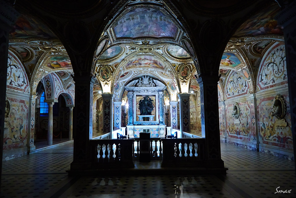 Cript in Solerno church, Italy, March-2014   Maxim Sbitnev   Flickr