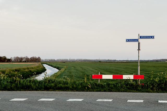 De polder van het Laagh Hemael