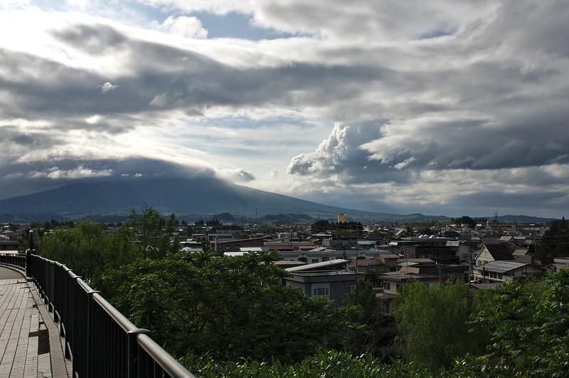 Ville d'Hirosaki