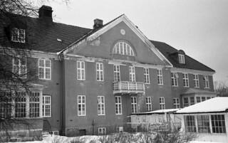 Østmarka sykehus - Hovedbygningen (1981)