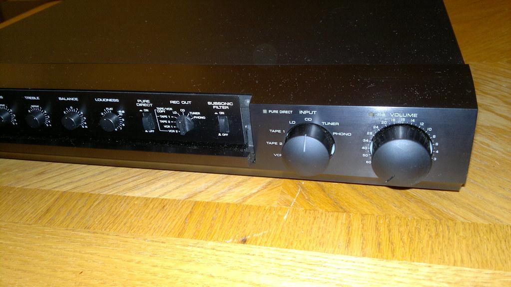 yamaha cx-2 (2) | Undying Audio Repair Restoration - Peter