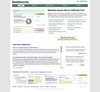 Baddlewords - Homepage | by Martin Kulakowski