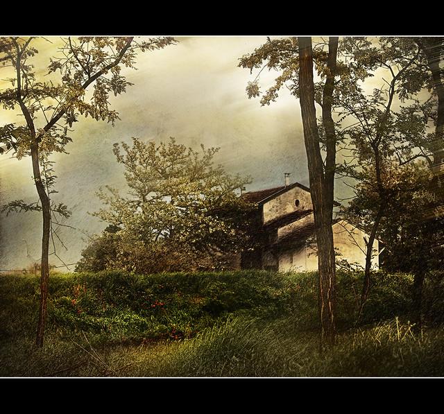 Paesaggi padani: primavera