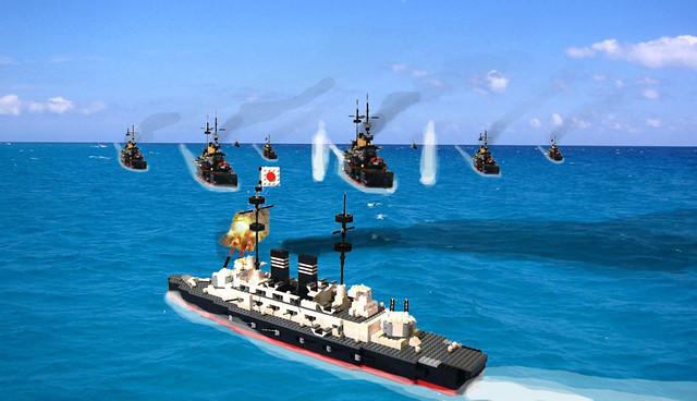 Battle of Tsushima (1905)