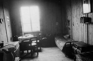 officers sleeping quarters