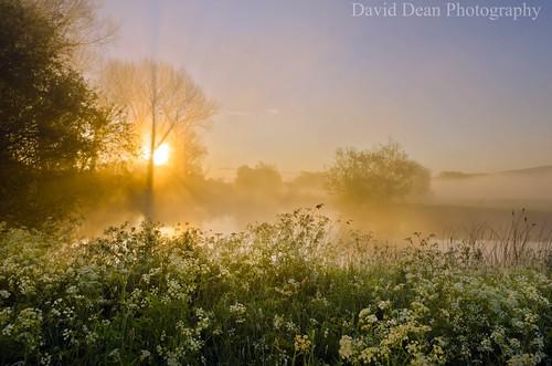 uk morning england mist rural sunrise river landscape dawn countryside spring nikon worcestershire nikkor avon vr 2012 worcs eckington 1685mm d7000 jactoll
