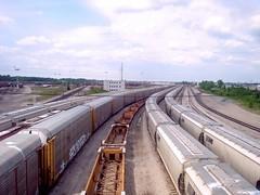 Rail Yard II