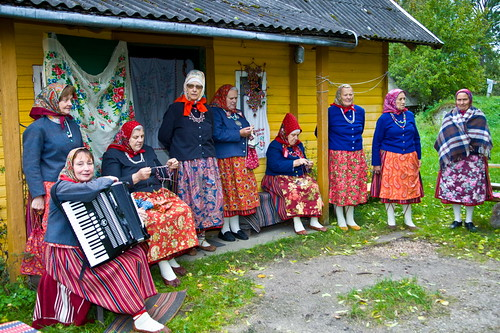 Estonian Traditions in Kihnu Island