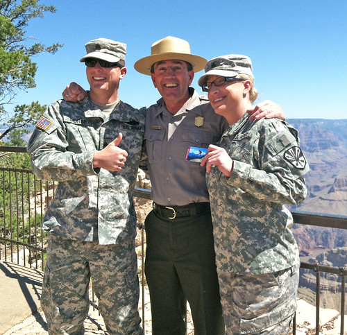 Grand Canyon National Park: Free Annual Passes for Military (ew1) | by Grand Canyon NPS