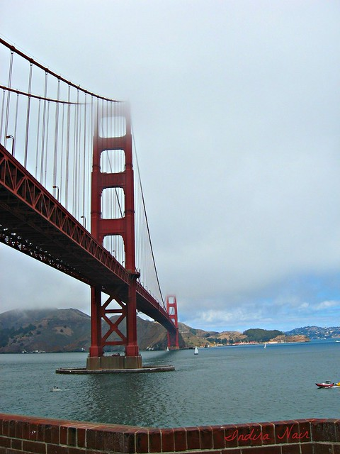 Golden Gate Bridge- yet another view