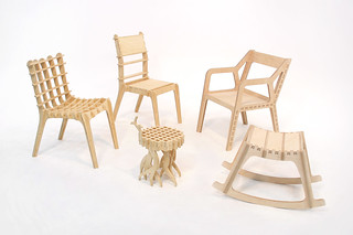 Full Size SketchChair Group 01