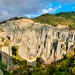Putangirua Pinnacles Scenic Reserve & Clay Cliffs