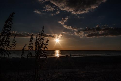 ocean sunset sky beach water clouds strand meer wasser sonnenuntergang outdoor himmel wolken ozean