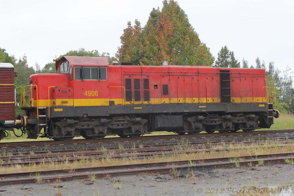 4906 Raleigh 19/04/2012 by Scott S