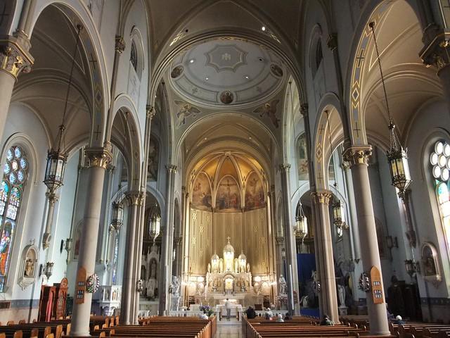 St. Mary Catholic Church, Dayton, OH