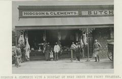 Main Street Willaston Hodgson & Clements c1870