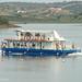Barco de Recreio na Barragem de Alqueva // Touristic Boat in Alqueva dam