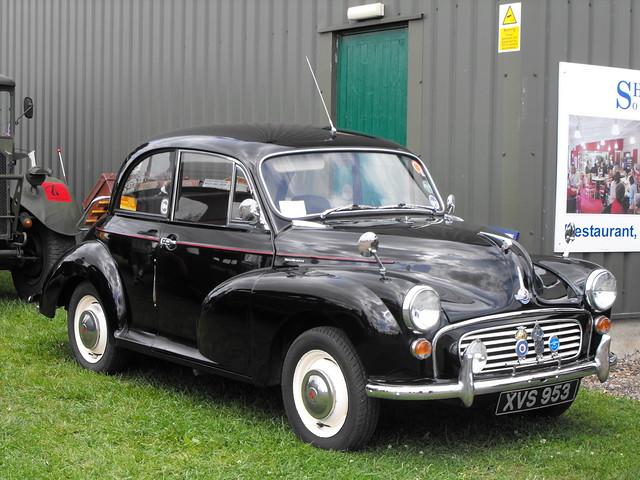 Morris Minor - XVS 953