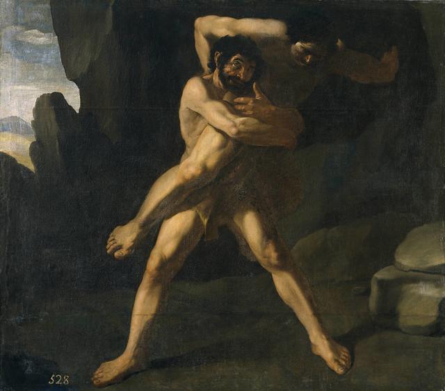 +1634: Heracles y Anteo