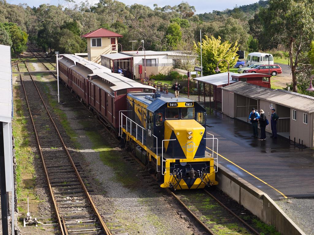 T411 Moorooduc by Rail Tourist Association