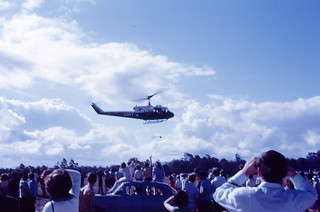 Fleet Air Arm 21st Anniversary of HMAS Albatross at Nowra October 1969
