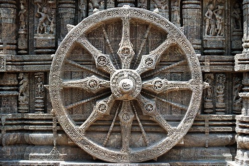 "Read the text. A symbol of the eight fold path ""Arya Magga"" (the noble path of the dhamma) in early Buddhism. An intricate representation of the Dharmachakra, or Buddhist eight  spoked Wheel. Dhamma or Dharma 