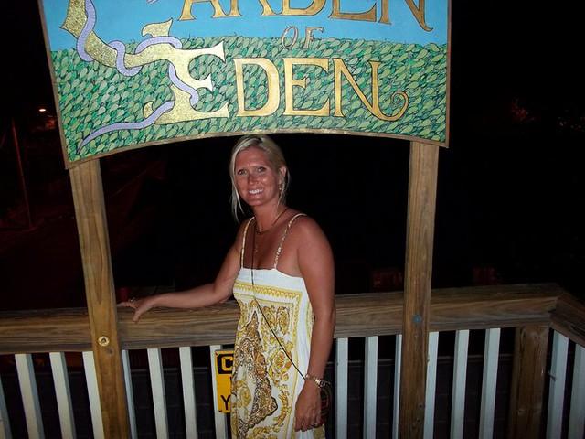 Juliet. The Garden of Eden. Key West