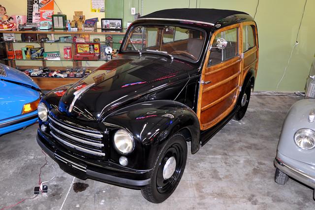 Fiat woody