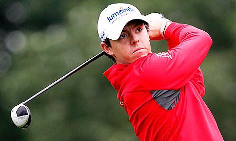 Olympic Golf winner odds