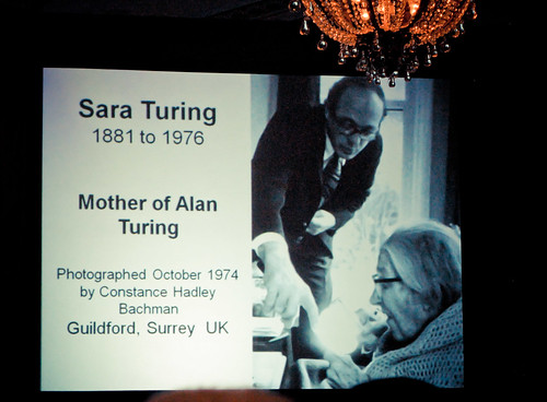 Telling Mrs Turing About The Turing Award | by joshualock