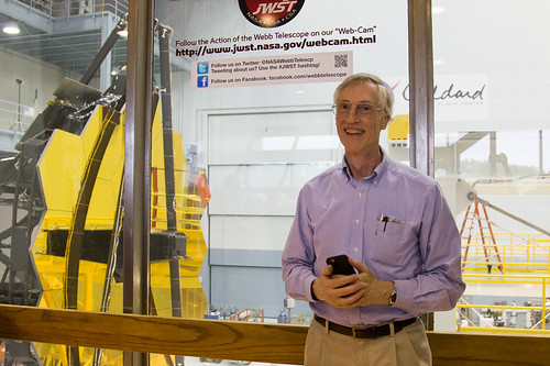 Dr. John Mather and the James Webb Space Telescope