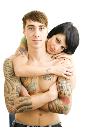 FAQs page: is a tattoo acceptable in the modelling industry?