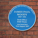 James Paul Moody, Scarborough