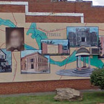 ATHA Mural by Jerome Johnson, 2002