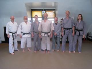 Visit to My Karate Dojo | by Mark Tankosich
