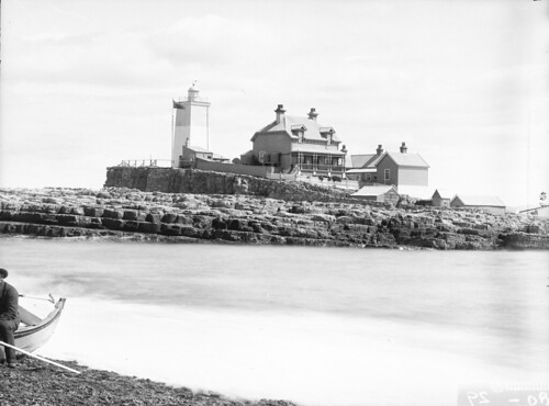 Iron Pot Lighthouse, 1900 | by Tasmanian Archive and Heritage Office