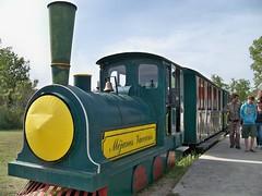 Train hameau de méjane