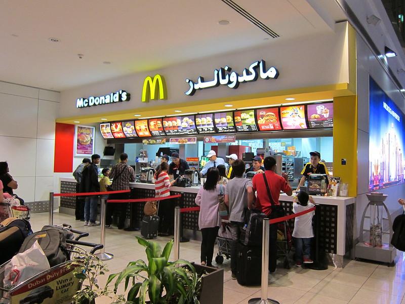 Coming Home (Dubai Airport)