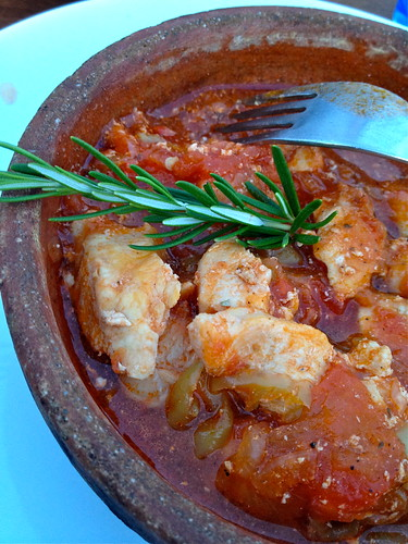 Chicken stew at The Olive Garden, Kabak | by stijn