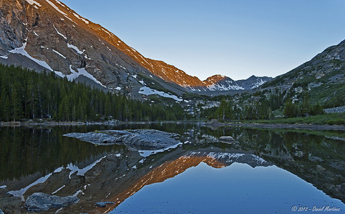 sunrise colorado summitcounty bluelakes