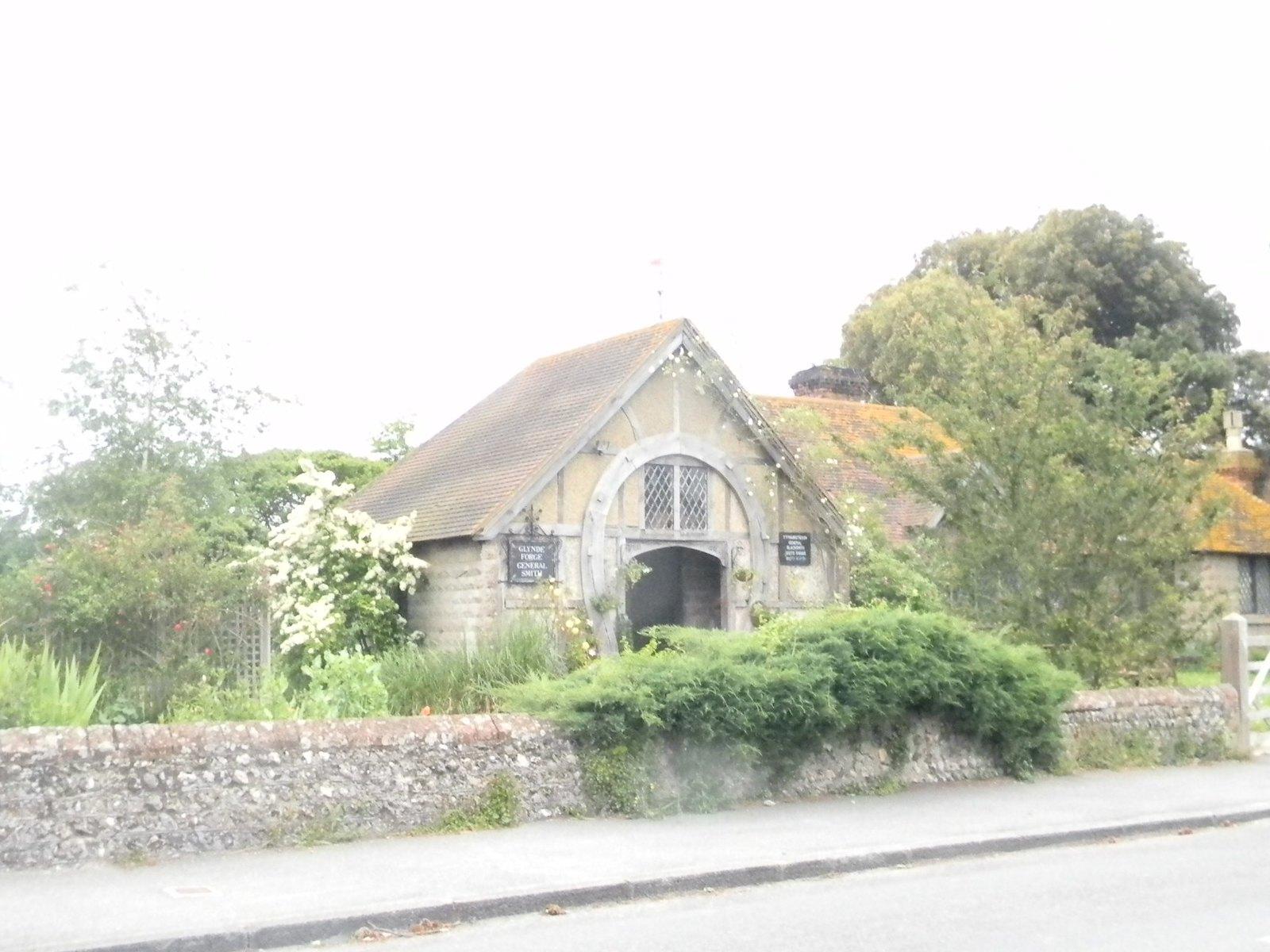 Glynde forge Lewes to Berwick